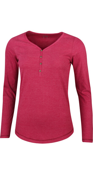 IVY by High Colorado Erika-L - T-shirt manches longues Femme - rouge